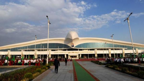 Ashgabat International Airport, Turkmenistan