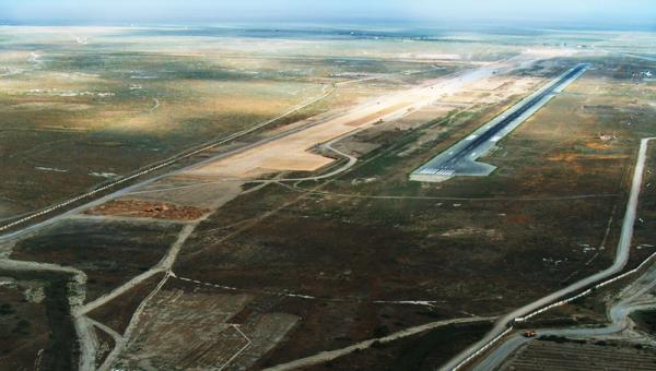 Kazahkstan - Atyrau International Airport