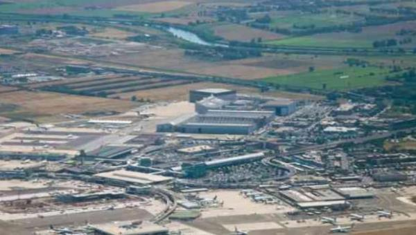 Rome Fiumicino Replacement of Boarding Bridges