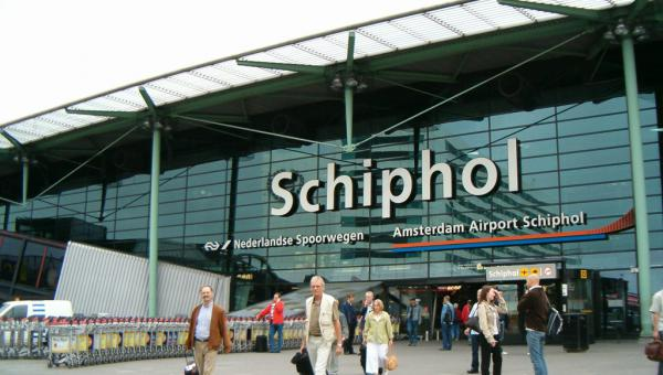 Amsterdam Schiphol Central Security Non-Shengen