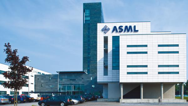 ASML - The Netherlands & Taiwan