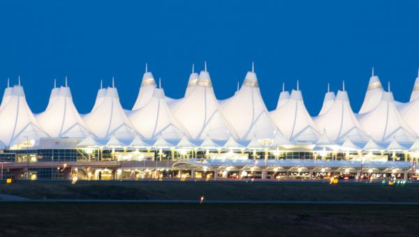 USA – Denver International Airport