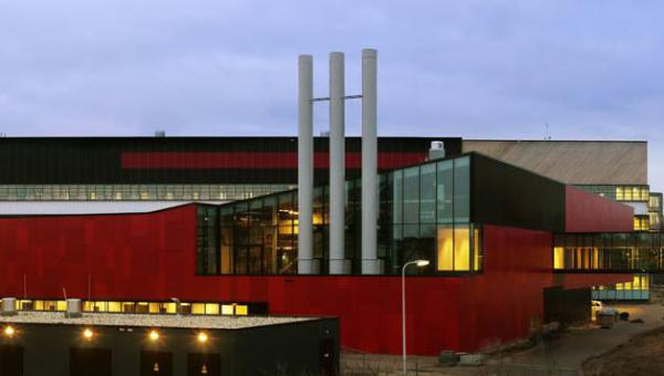 University of Twente Mesa+ NanoLab, Enschede - The Netherlands